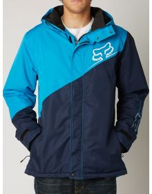 Fox Racing Booster Jacket Electric Blue