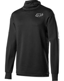 Fox Racing 2020 Defend Thermo Hooded Jersey Black