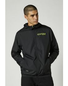 Fox Racing Glassed Windbreaker Black