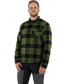 FXR Timber Insulated Flannel Jacket Army Green/Khaki
