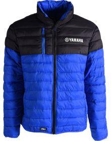 Factory Effex Yamaha Puffer Jacket Blue/Black