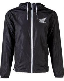 Factory Effex Windbreaker Jacket Honda Black
