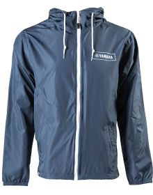 Factory Effex Windbreaker Jacket Yamaha Navy