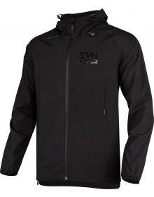 Seven Fathom Windbreaker Jacket Black