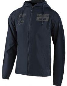 Troy Lee Designs KTM Team 2020 Windbreaker Jacket Navy