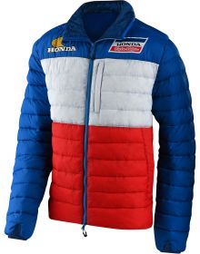 Troy Lee Designs Honda Retro Wing Dawn Jacket Blue/White/Red