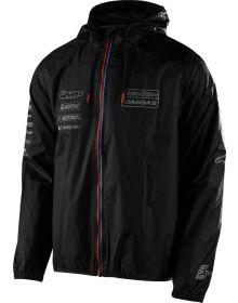 Troy Lee Designs Gas Gas Team Windbreaker Jacket Black
