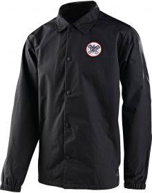 Troy Lee Designs Pistonbone Windbreaker Jacket Black