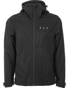 Fly Racing Pit Jacket Black