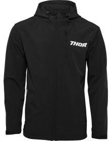 Thor Softshell Jacket Black