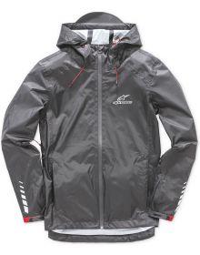 Alpinestars Resist Rain Jacket Charcoal