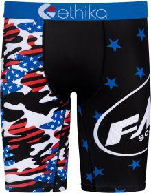 FMF Ethika Patriot Underwear Camo