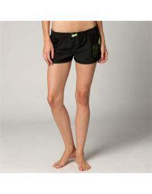 Fox Racing Vented Boardie Womens Shorts Black