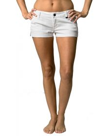 Fox Racing Edge Womens Shorts White