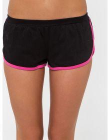 Metal Mulisha Beaming Womens Shorts Black