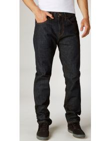 Fox Racing Throttle Jeans Rinse Wash