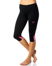 Fox Racing Phoenix Womens Leggings Black