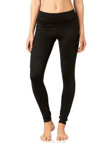 Fox Racing Moto Womens Leggings Black