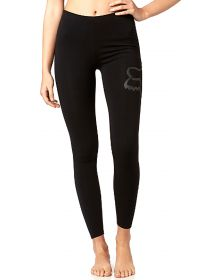 Fox Racing Enduration Womens Leggings Black