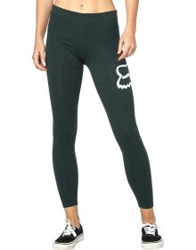 Fox Racing Enduration Womens Leggings Emerald