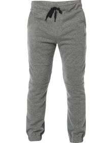 Fox Racing Lateral Mens Sweatpants Heather Graphite