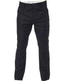 Fox Racing Essex Mens Pants Black