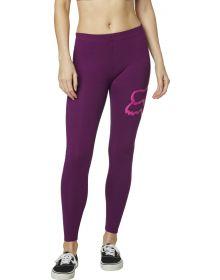 Fox Racing Enduration Womens Legging Dark Purple