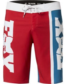 Fox Racing Victory Stretch Boardshort Chili