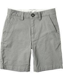 Fox Racing Essex 2.0 Youth Shorts Pewter