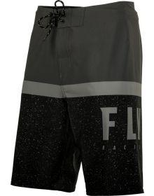 Fly Racing 2020 Board Short Black/Grey