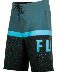 Fly Racing 2020 Board Short Blue/Black