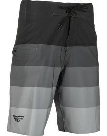 Fly Racing 2022 Stock Short Black/Grey