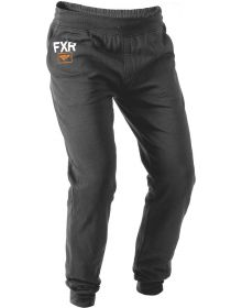FXR 2018 Joyride Mens Sweatpants Charcoal Heather