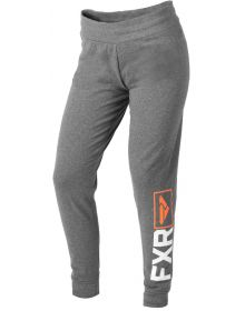 FXR 2018 Ridge Womens Jogger Pant Grey Heather