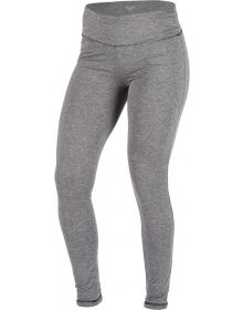 FXR Denim Active Womens Leggings Grey Heather/Mint