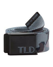 Troy Lee Designs Fleet Web Belt Black/Gray