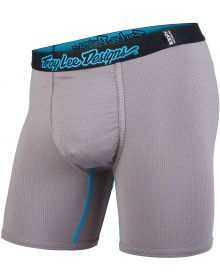 Troy Lee Designs BN3TH Underwear Solid Gray