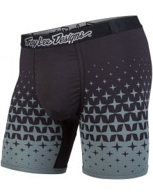 Troy Lee Designs BN3TH Underwear Megaburst Gray/Black