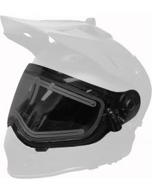 509 Heated Dual Shield 2.0 for Delta R3 Helmets Smoke Tint
