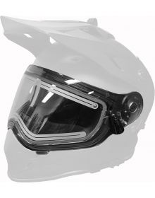509 Heated Dual Shield 2.0 for Delta R3 Helmets Clear