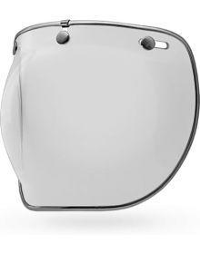 Bell Custom 500 Bubble DLX Shield Clear