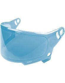 Bell Eliminator Helmet Shield Blue Hi-Def