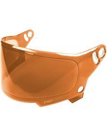 Bell Eliminator Helmet Shield Persimmon Hi-Def