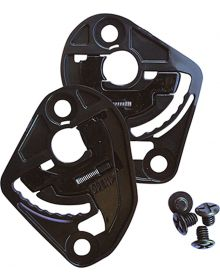 HJC HJ-25 Helmet Shield Base Plate Set Pivot Kit