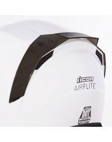 Icon Airflite Helmet Rear Spoiler Smoke