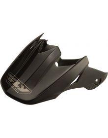 Fly Racing Universal Helmet Visor Matte Black