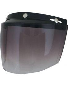 AFX Flip Three-Snap Visor Gradient