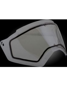 FXR Racing Torque X Dual Non-Electric Shield Double/Platinum