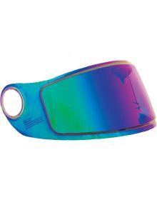 FXR Fuel/Nitro Dual-Pane Helmet Shield Solar Smoke