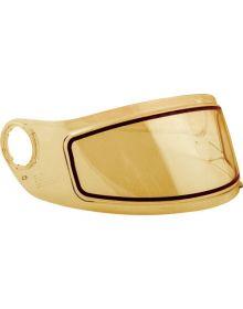 FXR Fuel/Nitro Dual-Pane Helmet Shield Amber